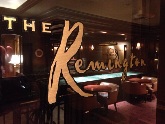The Remington Bar