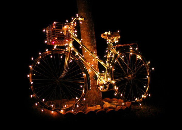 Christmas Lights Viewing Bike Ride - Join Bayou City Outdoors ...