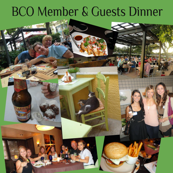 BCO Member Guests Dinner Join Bayou City Outdoors Houston 39 S Soci